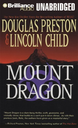 Douglas J. Preston Mount Dragon