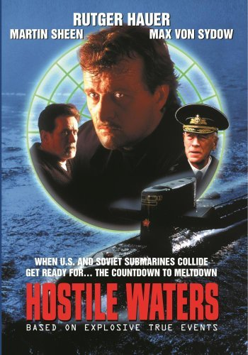 Hostile Waters Sheen Hauer Rothman DVD Mod This Item Is Made On Demand Could Take 2 3 Weeks For Delivery
