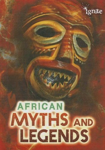 Catherine Chambers African Myths And Legends