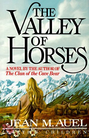 Jean M. Auel The Valley Of Horses