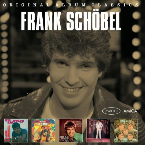 Frank Schobel Original Album Classics Import Eu 5 CD