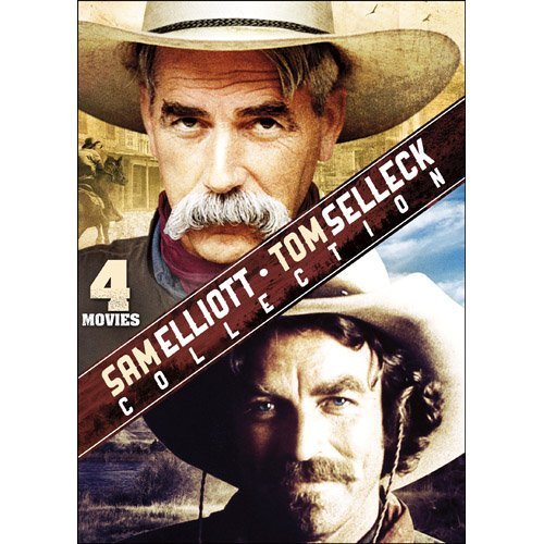 4 Film Western Sam Elliott & 4 Film Western Sam Elliott & Nr