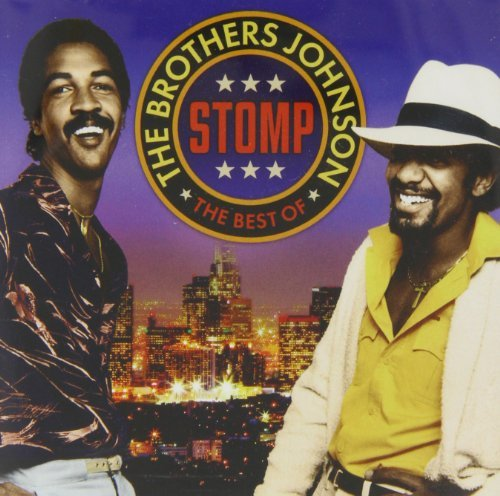 Brothers Johnson Stomp The Very Best Of Import Gbr