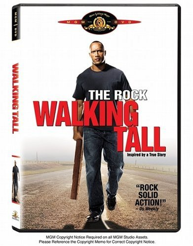 Unknown Walking Tall (2004) Dwayne Johnson; Ashley Scott;