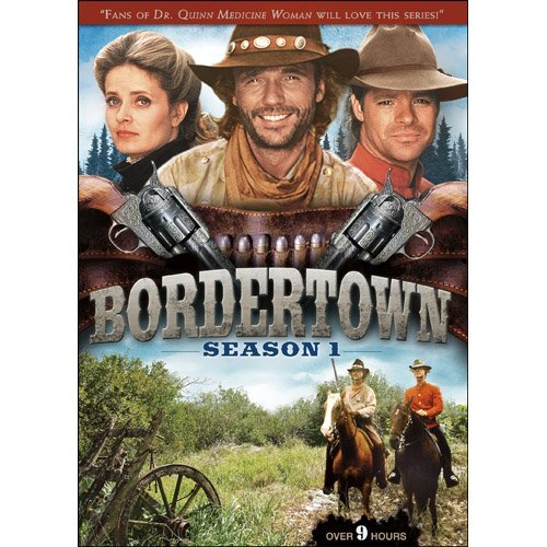 Bordertown Bordertown Season 1 Nr 2 DVD