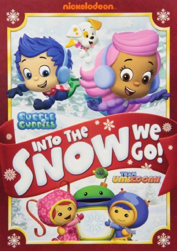 Into The Snow We Go Bubble Guppies Team Umizoomi Nr