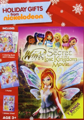 Winx Club The Secret Of The L Winx Club The Secret Of The L Ws Nr 2 DVD