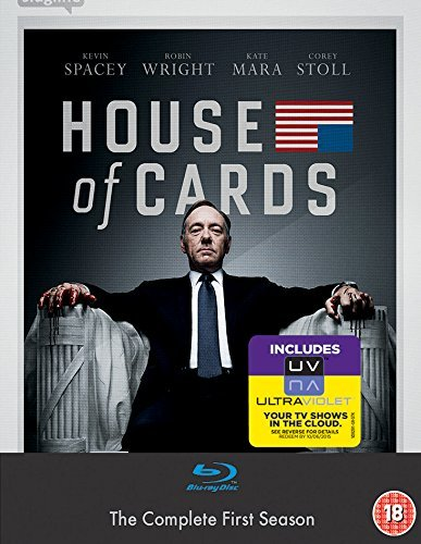 House Of Cards Complete Series House Of Cards Complete Series Import Gbr