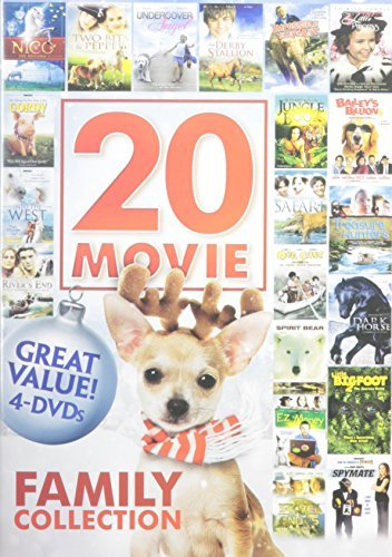 Vol. 2 Movie Family Collection 20 Movie Family Collection Ws Nr 4 DVD