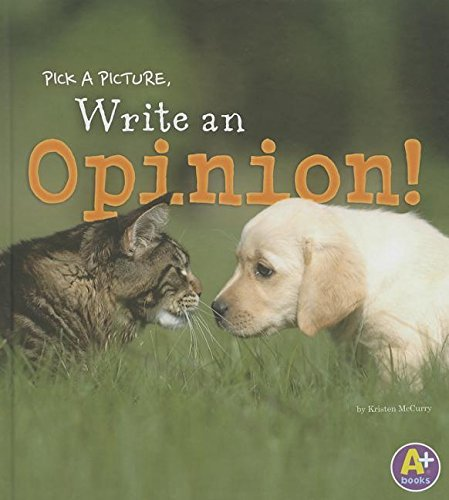 Kristen Mccurry Pick A Picture Write An Opinion!