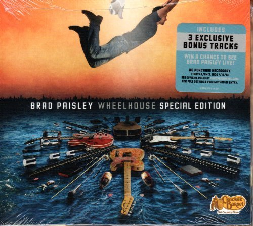 Brad Paisley Wheelhouse Cracker Barrel Special Edition