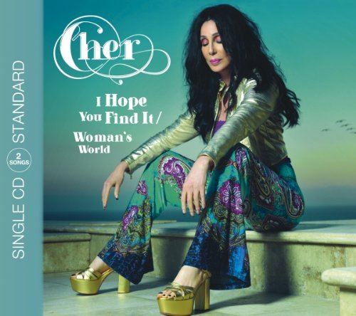 Cher I Hope You Find It Woman's Wor Import Eu