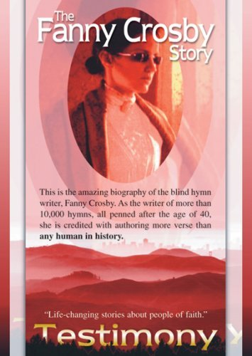 Fanny Crosby Story Fanny Crosby Story DVD Mod This Item Is Made On Demand Could Take 2 3 Weeks For Delivery