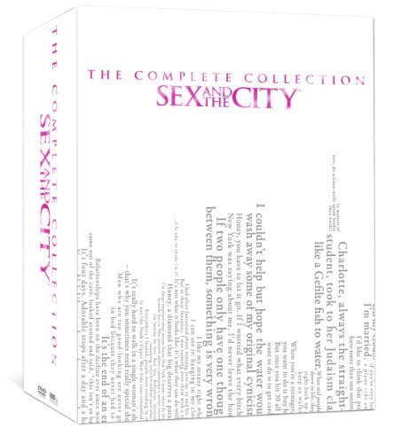 Sex & The City Sex & The City Complete Serie Nr 7 DVD