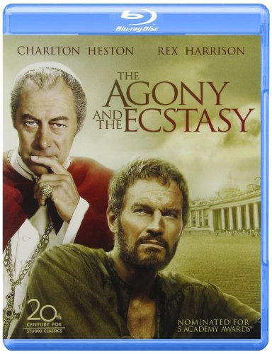 Agony & The Ecstasy Agony & The Ecstasy Blu Ray Ws Nr