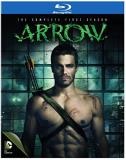 Arrow Season 1 Blu Ray 4 Br