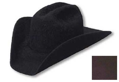 American Hat Company 20x Grizzly Felt Self Buckl