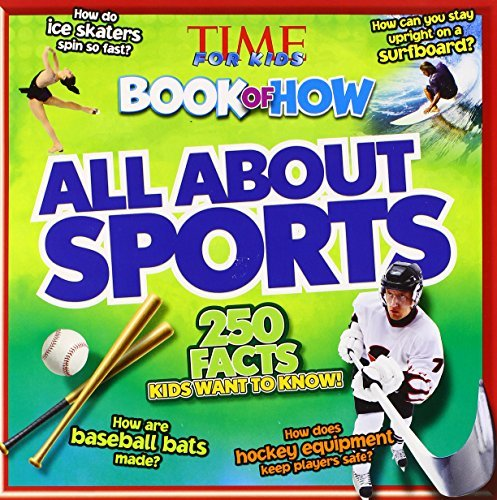 Nellie Gonzalez Cutler Time For Kids Book Of How All About Sports