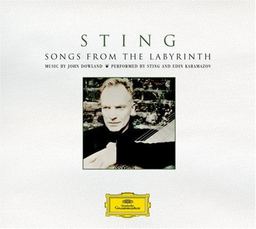 Sting Songs From The Labyrinth (asia Incl. Bonus Tracks