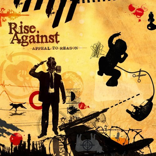 Rise Against Appeal To Reason Lmtd Ed. Digital Download Card