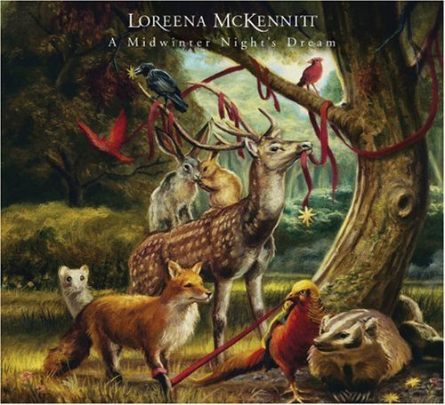 Loreena Mckennitt Midwinter Night's Dream