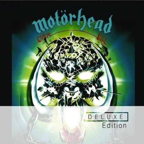 Motorhead Overkill Deluxe Ed. Remastered Expanded