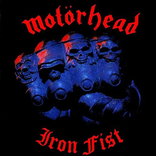 Motorhead Iron Fist Deluxe Ed. Remastered Expanded