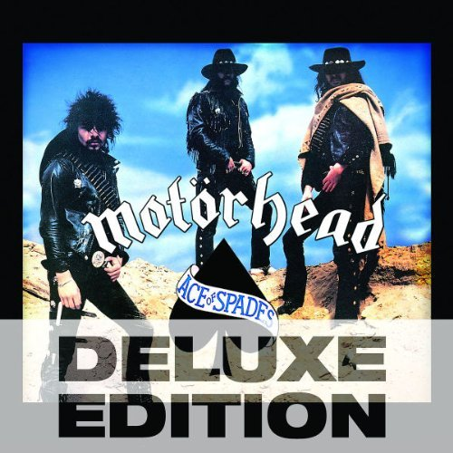 Motorhead Ace Of Spades Deluxe Ed. Remastered Expanded