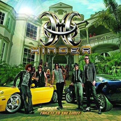 Hinder Take It To The Limit With 3 Bonus Tracks