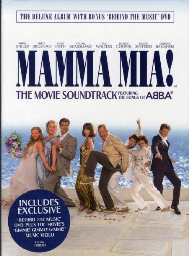 Various Artists Mamma Mia! The Movie Incl. Bonus DVD