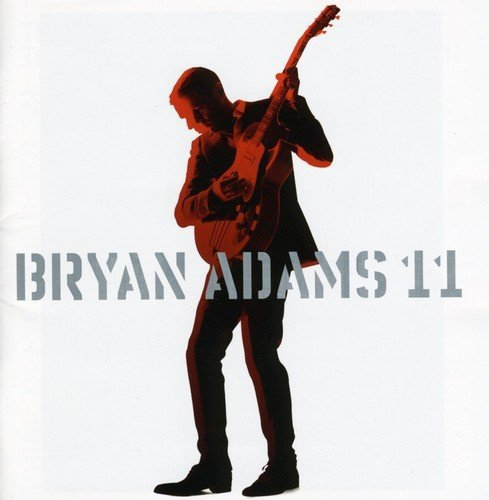 Bryan Adams 11 Deluxe Edition Import Can Incl. Bonus DVD