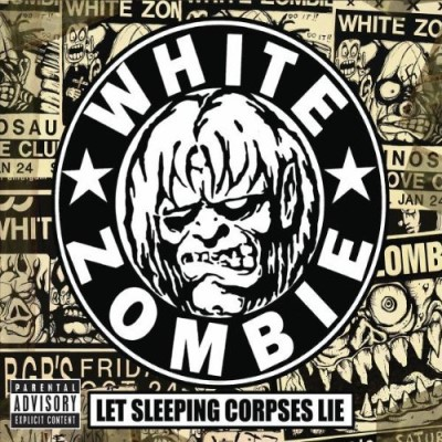 White Zombie Let Sleeping Corpses Lie Explicit Version 4 CD Incl. DVD