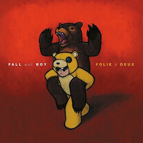 Fall Out Boy Folie A Deux 2 Lp