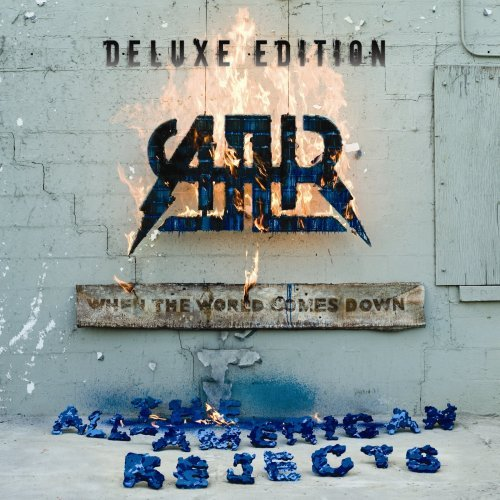 All American Rejects When The World Comes Down Deluxe Ed. 2 CD