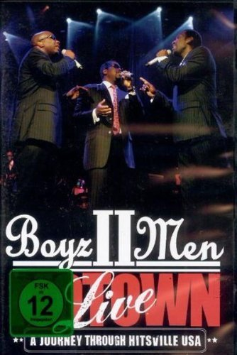 Boyz Ii Men Motown A Journey Through Hitsv