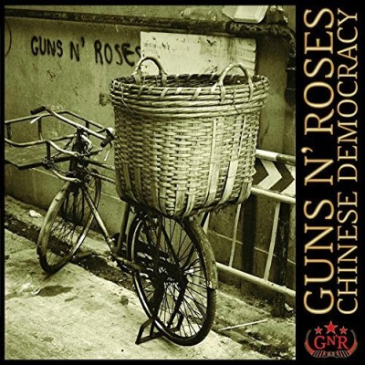 Guns N'roses Chinese Democracy Bb Exclusive