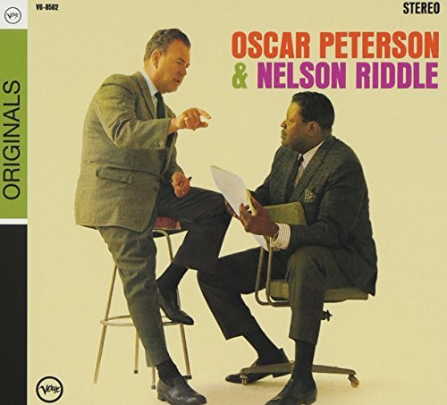 Peterson Riddle Oscar Peterson & Nelson Riddle