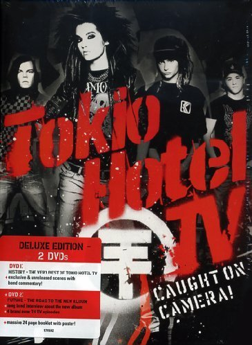 Tokio Hotel Tokio Hotel Tv Caught On Camer Import Eu 2 DVD