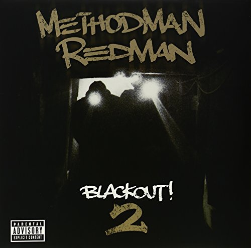 Method Man Redman Blackout 2 Explicit Version 2 Lp