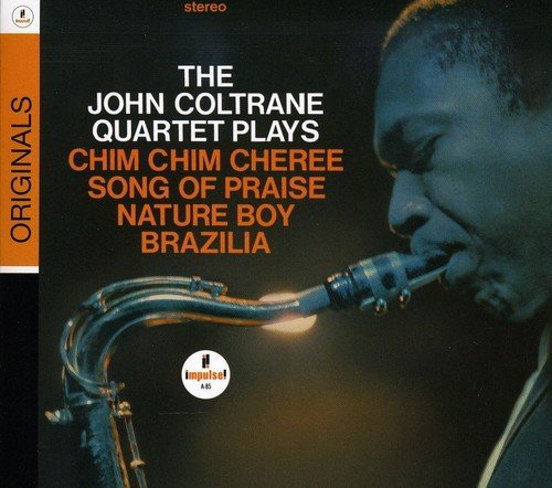 John Coltrane John Coltrane Quartet Plays