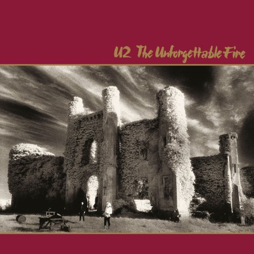 U2 Unforgettable Fire Super Deluxe 3 CD