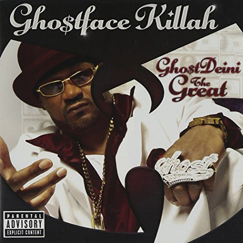 Ghostface Killah Ghostdeini The Great Explicit Version Incl. Bonus DVD