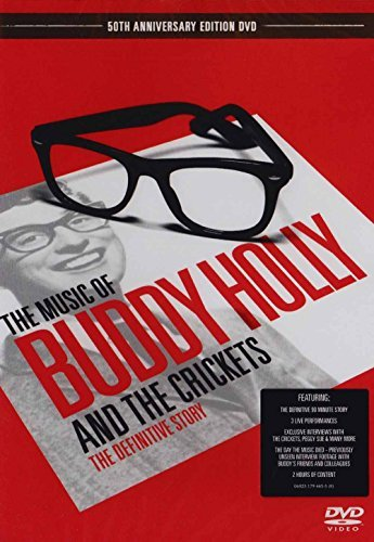 Buddy Holly Definitive Story Import Eu Ntsc (0)
