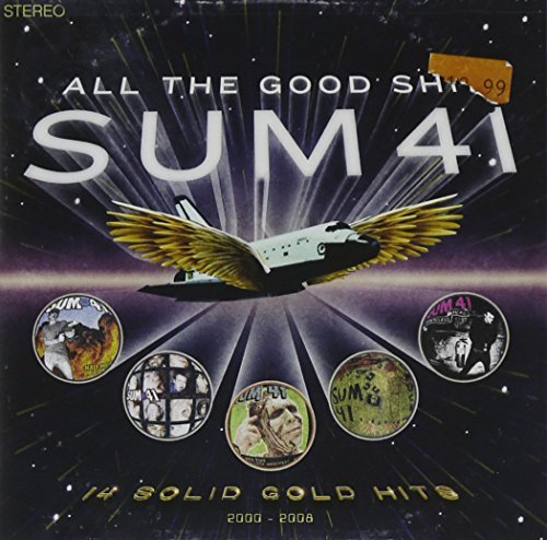 Sum 41 All The Good Sh 14 Solid Go Explicit Version Incl. Bonus DVD