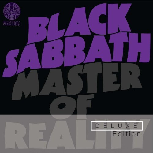 Black Sabbath Master Of Reality Deluxe Import Eu