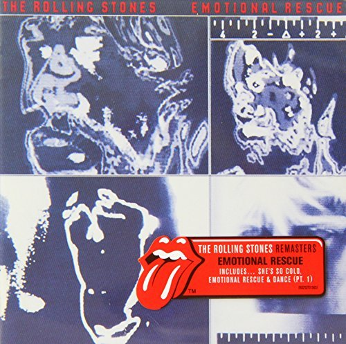 Rolling Stones Emotional Rescue Remastered
