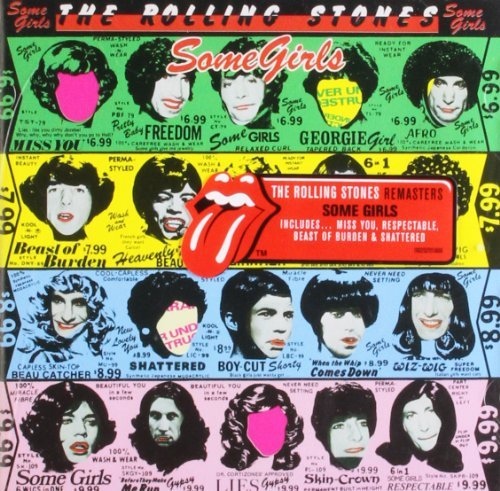 Rolling Stones Some Girls Remastered
