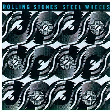 Rolling Stones Steel Wheels