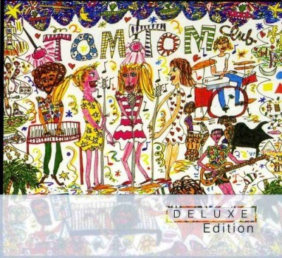 Tom Tom Club Tom Tom Club Deluxe Import Gbr