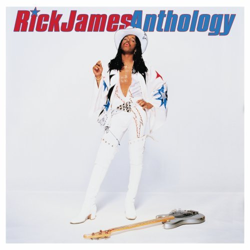 Rick James Anthology 2 CD